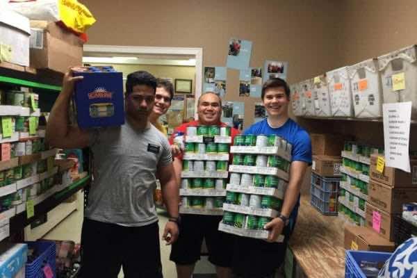 Volunteers - Food Pantry (2)